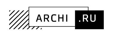 Archi logo white