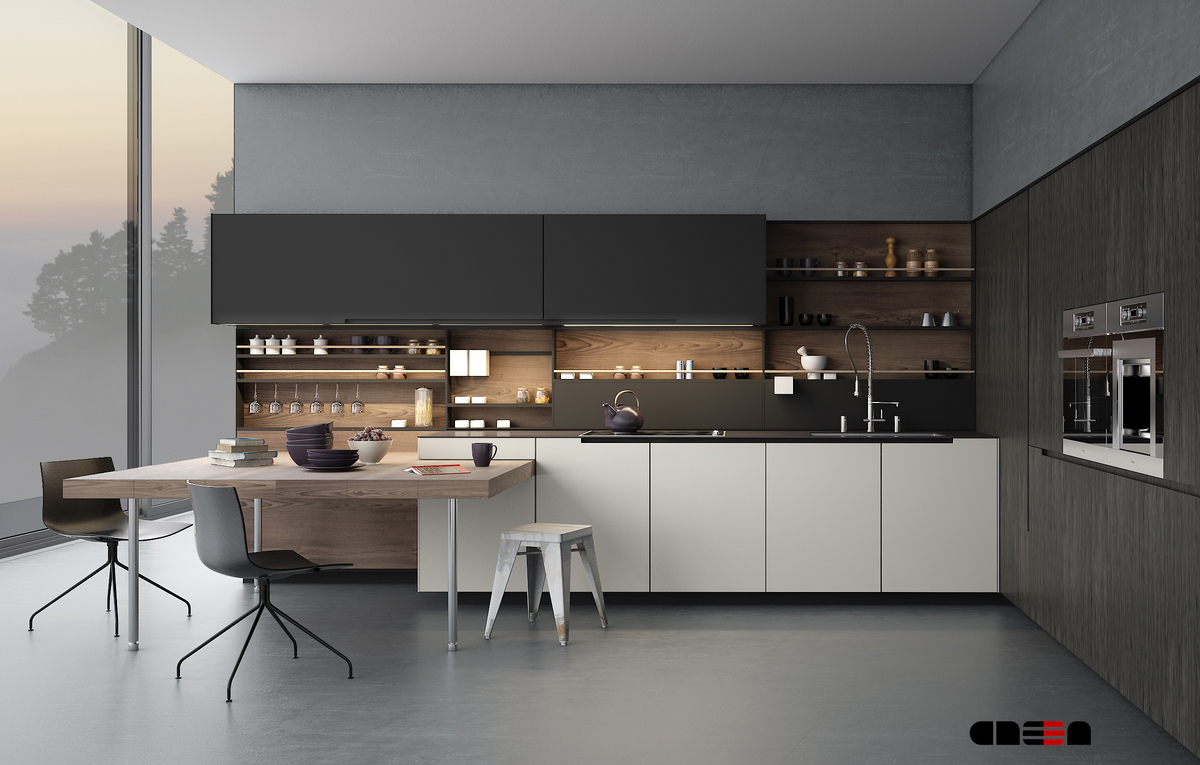 phoenix by poliform archtalent - Poliform Kitchen
