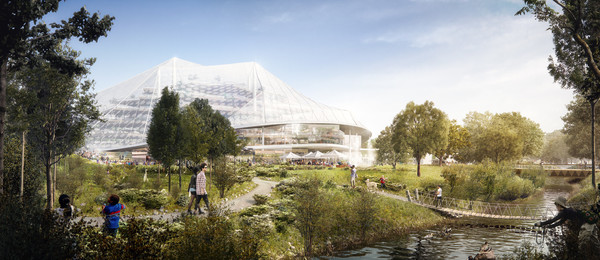 5 google north bayshore image by big   bjarke ingels group  heatherwick studio  squintopera frontend