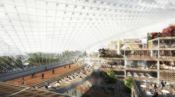 8 google north bayshore image by big   bjarke ingels group   heatherwick studio frontend