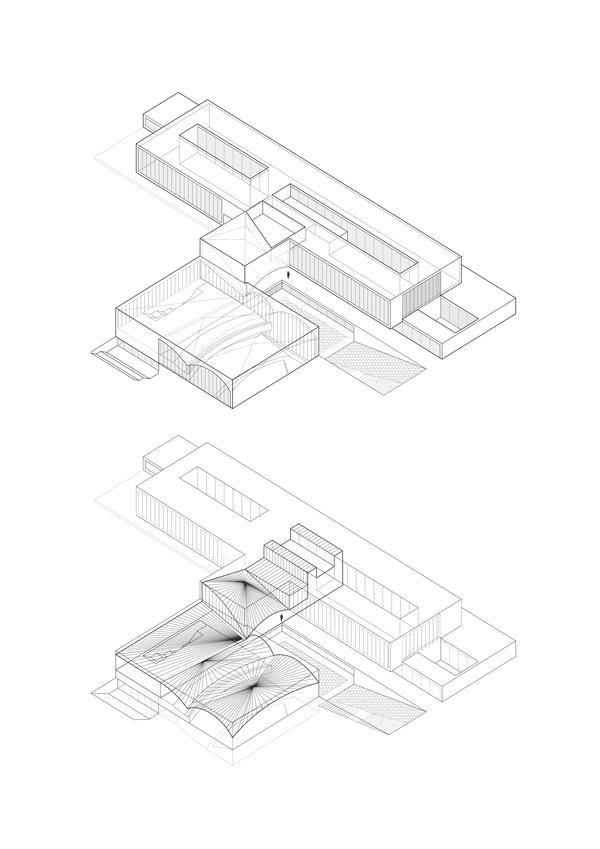 Axonometria conceptual