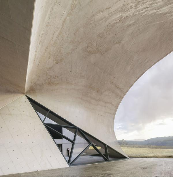 Detail atrium