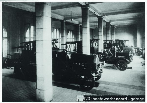 Photo north garage 1923 antwerpcityarchive