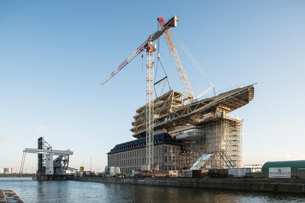 Port house construction credit peter knoop  (7)