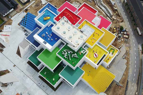 Big lego house 2 photo by kim christensen original
