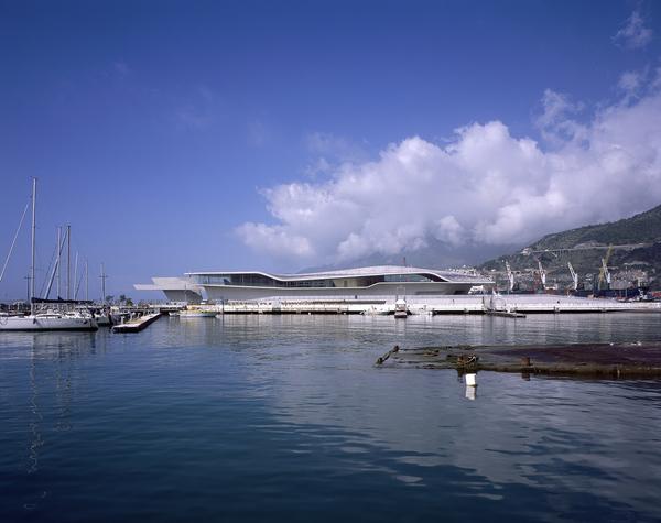 Zha salerno maritime terminal hb 06