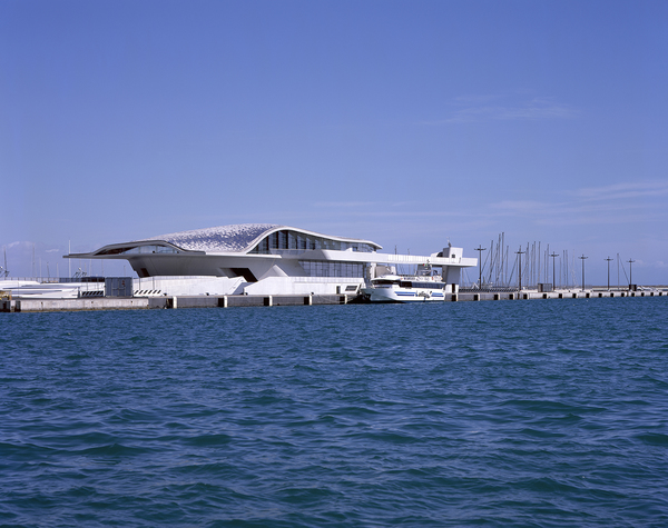 Zha salerno maritime terminal hb 07