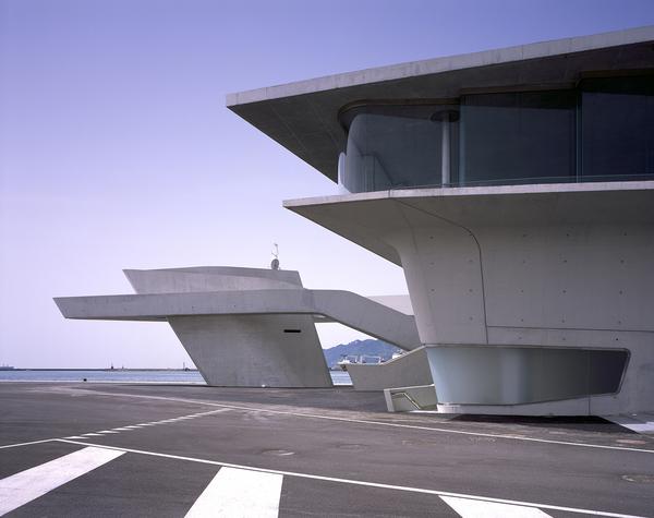 Zha salerno maritime terminal hb 13