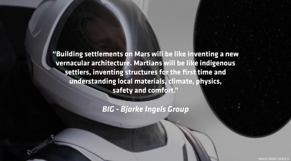 Big mars city first phase 21 image by space x original