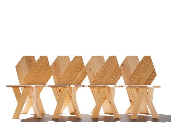 4 sillas frontales