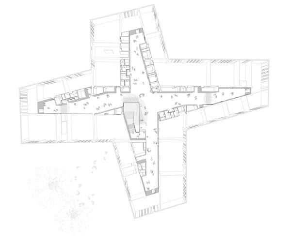 Jfb 087 plan fisheye view