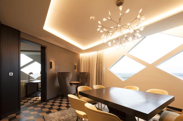 Hilton amsterdam airport schiphol diamant suite 1