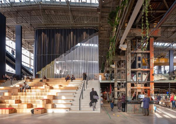 3 lochal library interior design image by ossip architectuurfotografie