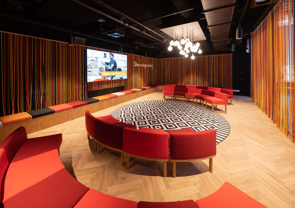 7 lochal library interior design image by ossip architectuurfotografie