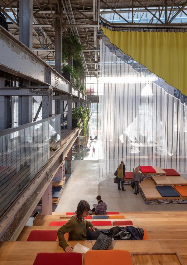 9 lochal library interior design image by ossip architectuurfotografie