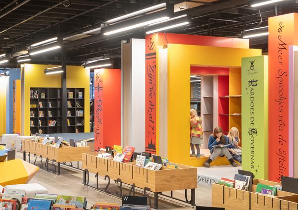 17 lochal library interior design image by ossip architectuurfotografie