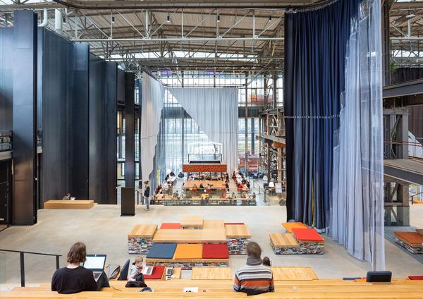 10 lochal library interior design image by ossip architectuurfotografie