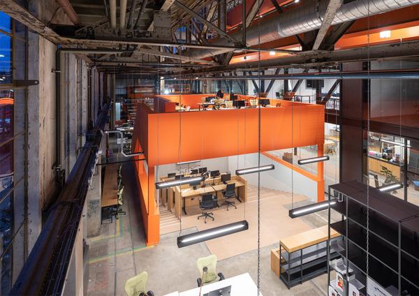 19 lochal library interior design image by ossip architectuurfotografie