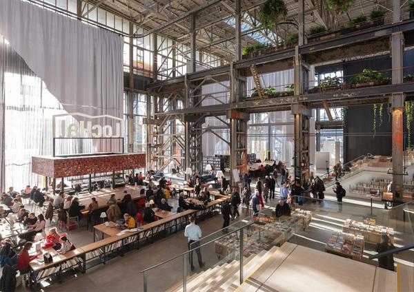 11 lochal library interior design image by ossip architectuurfotografie