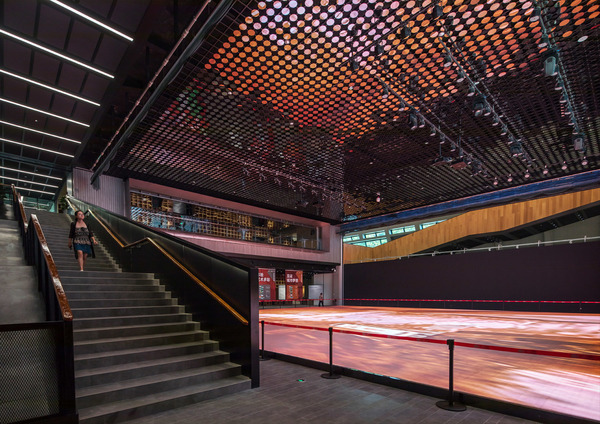 Longgang cultural centre public art centre by zhang chao 19