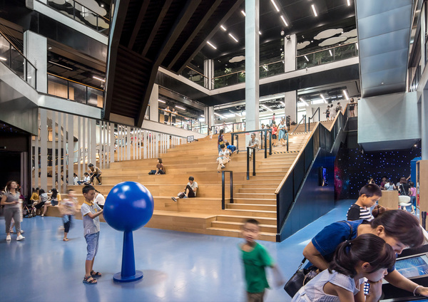 Longgang cultural centre science centre by zhang chao 23