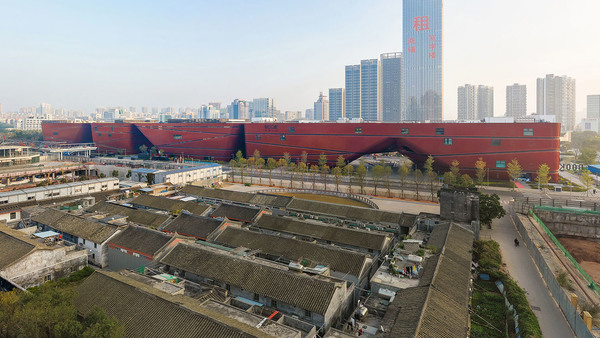 Longgang cultural centre by zhang chao 13