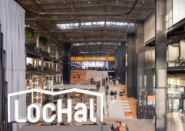 2 lochal library interior design image by ossip architectuurfotografie