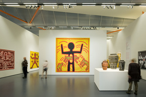Keith haring exhibition kunsthal 10