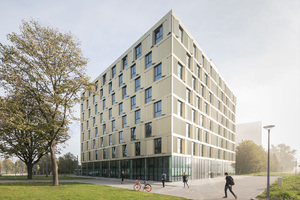 A540 student housing erasmus university campus 11